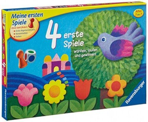 "/""4 erste Spiele/"" GUT Ravensburger 21417"