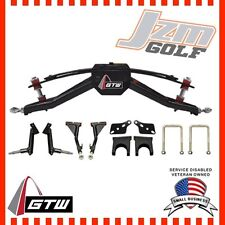 "6"" Double A-Arm GTW Lift Kit for Club Car DS Golf Carts Gas/Electric 1982-2003"