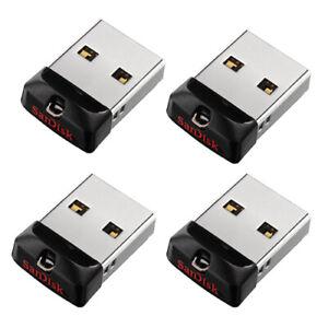 SanDisk-64GB-32GB-16GB-8GB-CZ33-Cruzer-Fit-USB-2-0-Flash-Pen-Mini-Drive-OTG-Lot