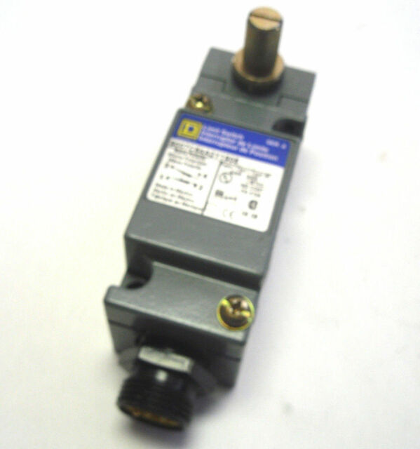 NEW SQUARE D LIMIT SWITCH 9007C54A2Y1905