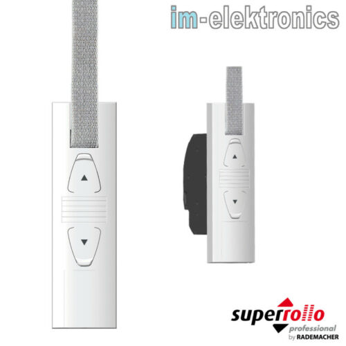 superrollo GW190 elektrischer Rollladen Gurtwickler UP by Rademacher RolloTron