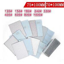 Dry Sandpaper Sanding Paper 75100mm Hook Amp Loop Grit 120150180240320 1000