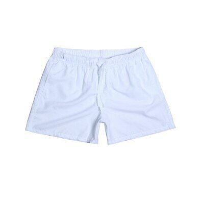 Mens Swimming Board Shorts Boys Casual Quick Dry Pool Beach Summer Swim Trunks