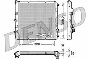 Denso-Del-Motor-Radiador-de-Refrigeracion-Para-Un-Citroen-C3-Hatchback-1-6