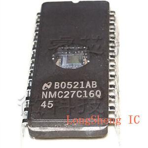 5pcs-NMC27C16Q-45-CMOS-EPROM-16K-2048x8-new