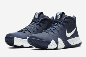 best website 144a3 2522e Details about Brand New Mens Kyrie 4 N7 AT0320-400 Dark Obsidian Size 10.5