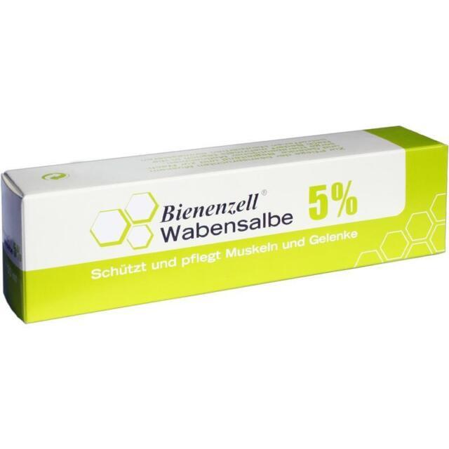 BIENENZELL Wabensalbe 5%   100 ml   PZN1209860