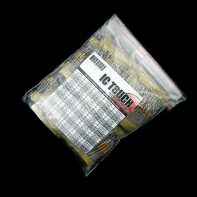 100value 1000pcs 1/2W Carbon Film Resistor Assortment Kit