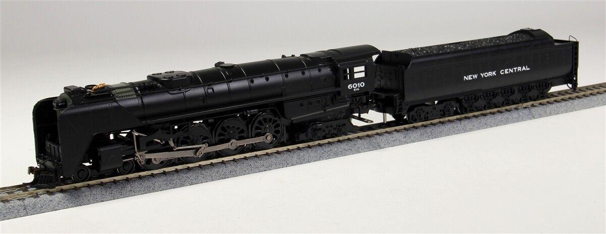 Bachmann 53503 HO New York Central 4 -8 -4 Steam Locomotive & Tender