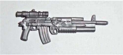 Achat immédiat B6 Gi Joe Accessoire 2003 Pit Viper machine gun//fusil