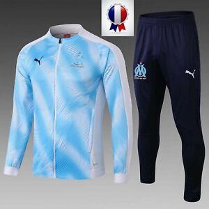 Survêtement OM Olympique Marseille 2019/2