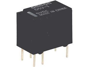 100-pcs-G5V1-5VDC-G5V1-5-OMRON-Relais-1xU-SPDT-5VDC-1A-167R-NEW-BP