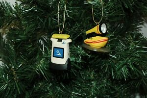 Wall-E, Steward Bot, Light Bot Christmas Ornaments | eBay