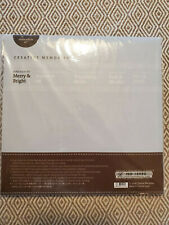 Creative Memories Paper Album Kit Merry /& Bright 1 kit