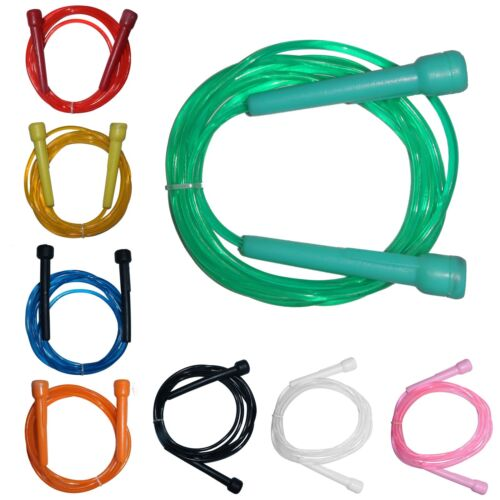 Vert environ 2.74 m Defy NEUF sauter Skipping Rope Aérobie Cross-Fit Exercice Fitness Gym 9 ft