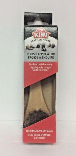 Brand New 100/% Horsehair Horse Hair Kiwi Polish Applicator Brush Leather