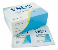 Vsl 3 Probiotic Food Supplement 30 Sachets