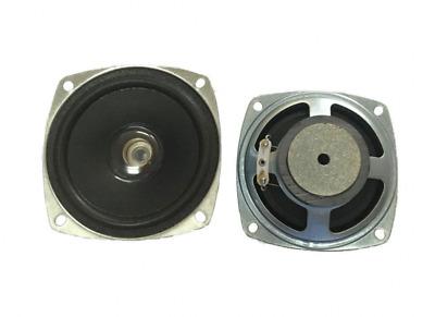 "2pcs 3/""inch 75mm 4ohm 4Ω 5W~10W full-range speaker loudspeaker HiFi Audio parts"