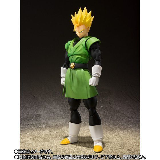 Bandai S.H.Figuart Dragon Ball Z Great Saiyaman Japan version