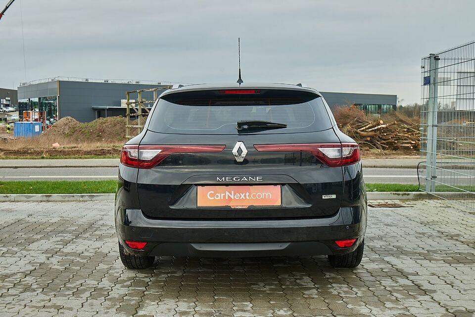 Renault Megane IV 1,5 dCi 110 Zen ST Diesel modelår 2017 km