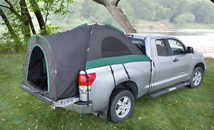 Image is loading Tent-and-Canopy-for-PickUp-Truck-Bed-Tailgate- & Tent and Canopy for PickUp Truck Bed Tailgate Car Camping Shelter ...