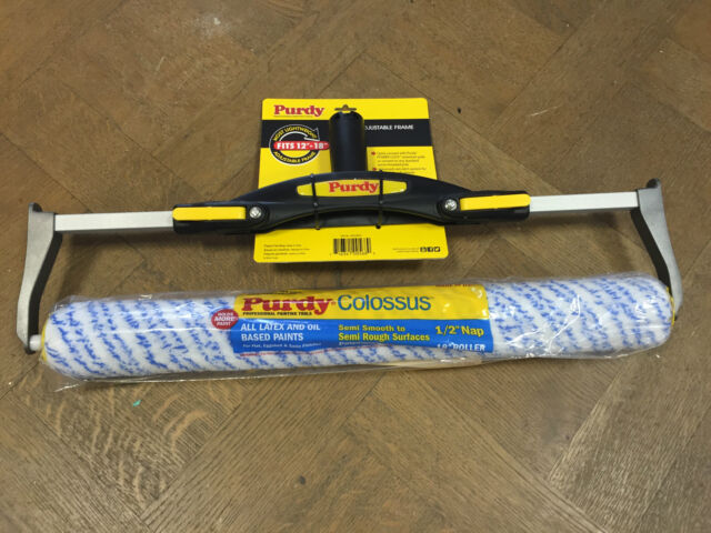 Purdy 14a753018 Adjustable Paint Roller Frame 12 Inch To 18 Inch