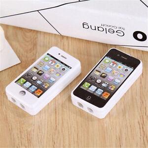 Creative-Cute-Phone-Shaped-Plastic-Pencil-Sharpener-Kids-Gift-Novelty-Stationery