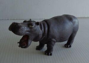 BRITAINS-hippopotame-longueur-10-cm-plastique-Excellent-Etat