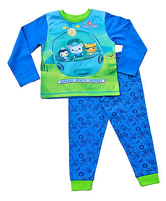 Octonautes pyjama 3 To 6 ans Explorer Rescue protéger OCTONAUT PJ Set W18 | eBay