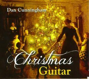CHRISTMAS GUITAR CD carols instrumental on acoustic guitar NEW - free shipping