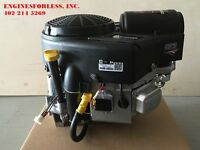 BRIGGS & STRATTON 44T6770005G1 ZERO TURN MOWER REPLACEMENT ENGINE OHV V-TWIN NEW