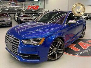 2016 Audi S3 2.0 TECHNIK I SUNROOF I NAVI I COMING SOON