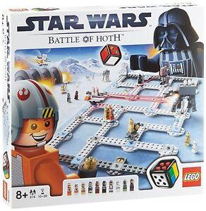 LEGO-Star-Wars-3866-Battle-of-Hoth-Spiele-Games