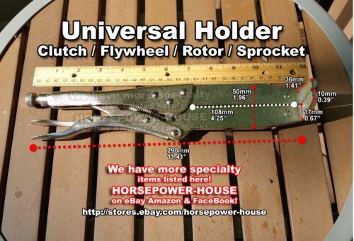 Cubo Embreagem Universal Suporte Do Rotor Magneto ferramenta Kawasaki Motocicleta dirtbike Atv
