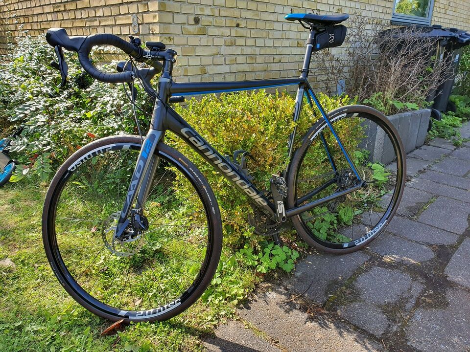 Herreracer, Cannondale CAAD12, 105 Disc