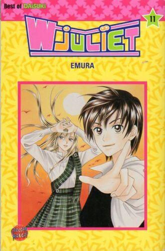 Manga WJULIET W JULIET Einzelbände