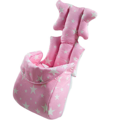 Newborn Baby Car Seat Stroller Liner Cushion Pad Warm Mat Pushchair Cotton Pad