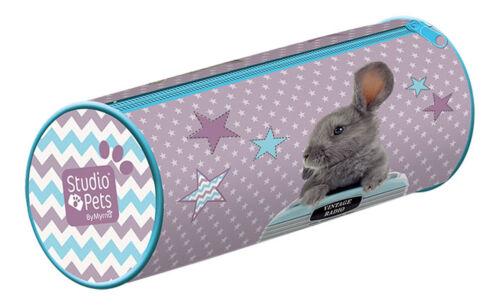 Studio Pets Kaninchen Federmäppchen Federmappe Schuletui Schlampermäppchen