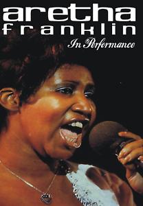 Aretha Franklin - In Performance - DVD