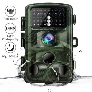 TOGUARD H45/FBM-US 14MP 1080p Infrared Night Vision Hunting Camera