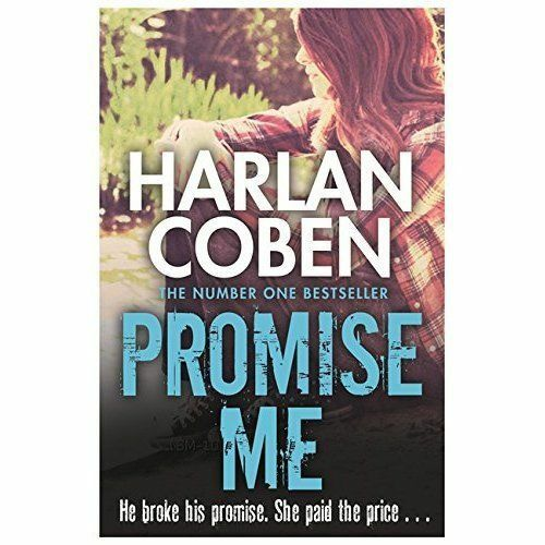 1 of 1 - Promise Me by Harlan Coben (Paperback, 2014)