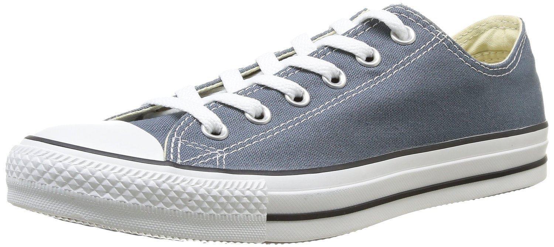 Converse Chuck Taylor Blanco All Star Azul Marino Blanco Taylor Buey lo Unisex Zapatillas Zapatos 7c663c