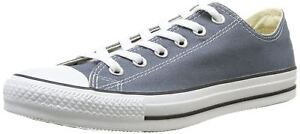 272b9a083fc9 Converse Chuck Taylor All Star Navy White Ox Lo Unisex Trainers ...