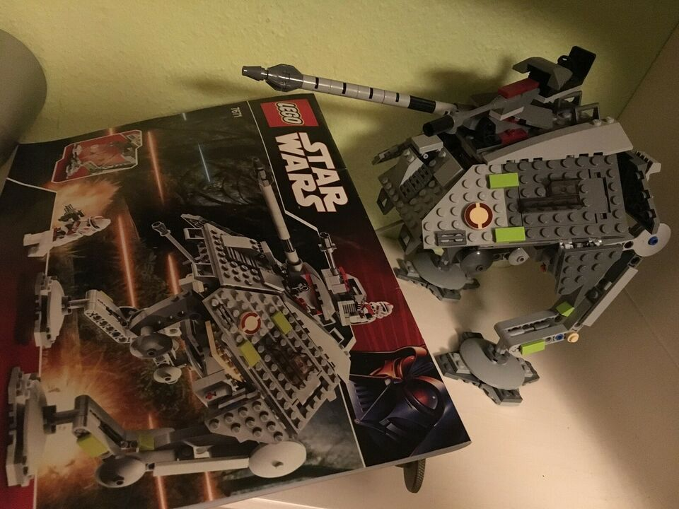 Lego Star Wars, AT-AP walker 7671