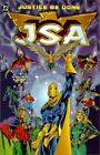 Justice Society of America: Justice Be Done Bk. 1 by James Robinson, Geoff Johns and David S. Goyer (2000, Paperback, Revised)