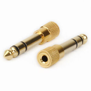 2-x-6-35mm-1-4-Inch-Jack-Plug-to-3-5mm-Male-Stereo-Headphone-Jack-Socket-Adapter