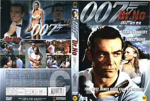 Dr-No-1962-Terence-Young-Sean-Connery-DVD-NEW