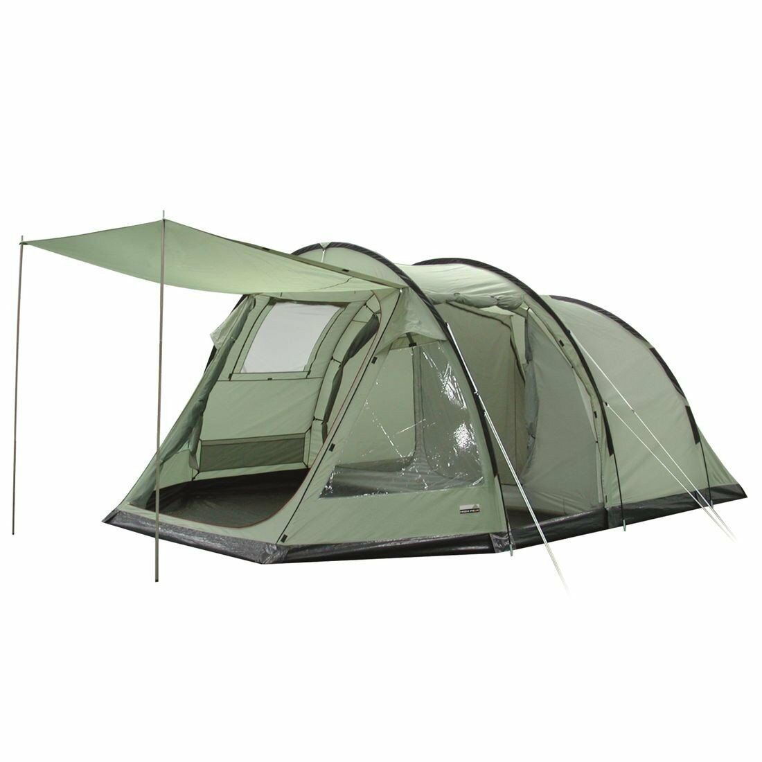 Campingzelt Zelt Igluzelt Kuppelzelt Familienzelt für 4 Personen