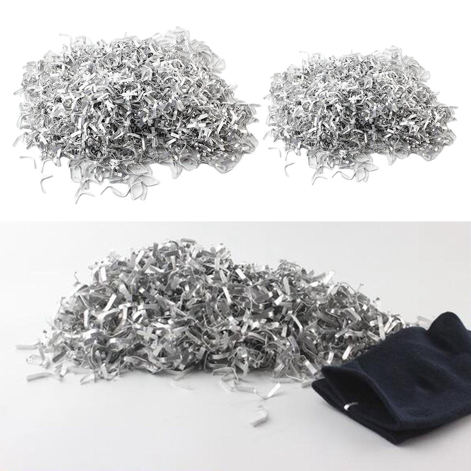10000x General Socks Packing Clip Sock Snaps Holder Hosiery Accessories