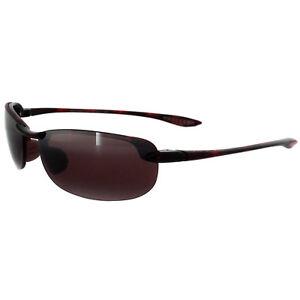 a68eb40690d Image is loading Maui-Jim-Sunglasses-Makaha-R405-10-Tortoise-Rose-